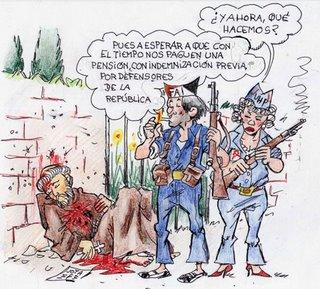 La memoria histórica de Rodríguez el Traidor