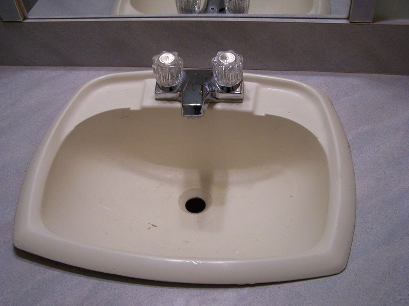Any Given Sundry Weekend Project Bathroom Sink Replacement