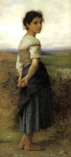 The Young Shepherdess