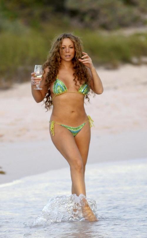 Mariah Carey Bikini Bodies Pic 31 of 35