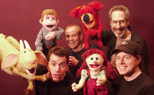 Henson's Puppet Up! Improv Puppeteers