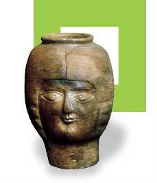 Roman head, Yorkshire Museum