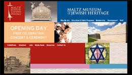 The Maltz Museum of Jewish Heritage
