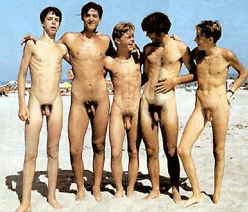 Teens at nude beach at Cap d'Agde, France. Subject: sex vacation ideas ...