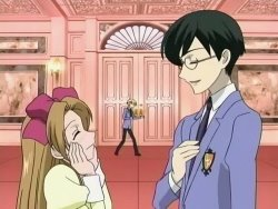 dating simulators ouran high school host club season 3 episode