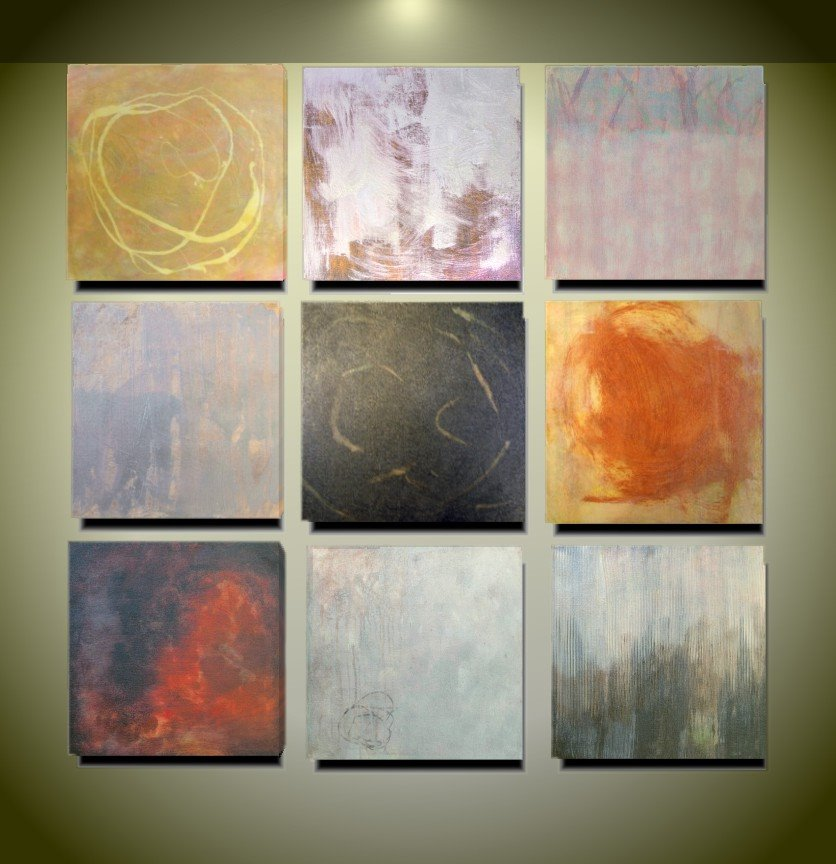 Multiple Canvases \u2013 Polyptych