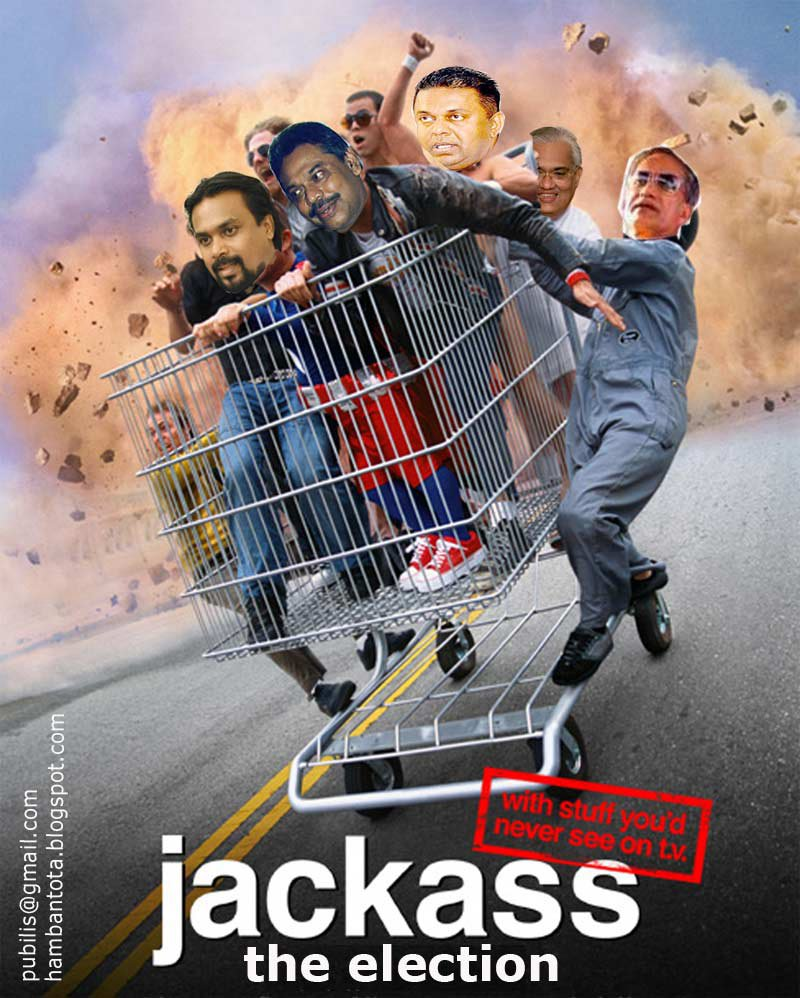 an analysis of the show and movie jackass The boys of jackass put their nuts on the line time and time again in this videogame based on the mtv franchise, allowing players to try out a series of scenarios with digital incarnations of.
