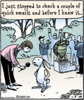 Lost in Email