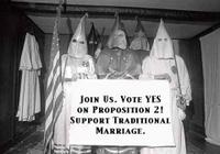 KKK loves screwing with marriages.