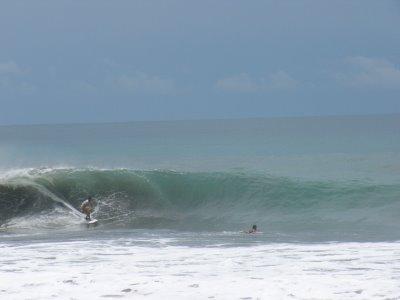 De vuelta de Costa Rica