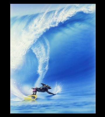 Maui and Sons sharkman