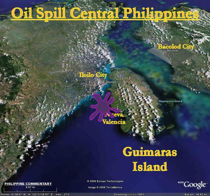 Philippine Commentary: Guimaras Island Oil Spill