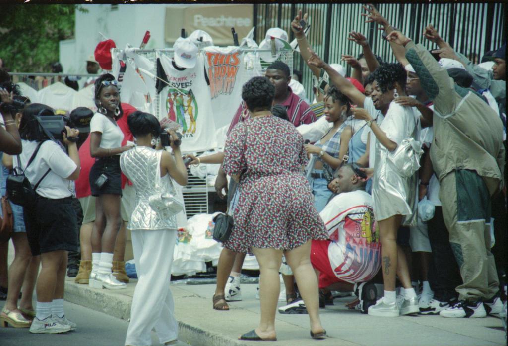 Freaknik Atlanta Mid 1990s