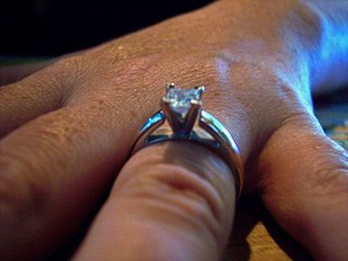 Danielle's Diamond Ring