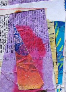 Mail art ATC sent from Ed Giecek to Troy Thomas