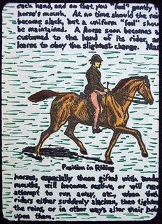 Mail Art ATC sent to Janet and Sue Heritage from Troy Thomas