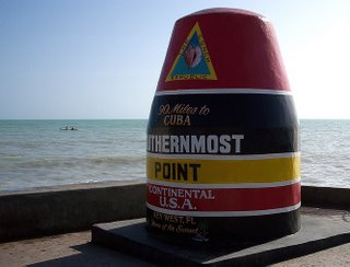 Southernmost Point, Key West, Florida; Photography by Troy Thomas
