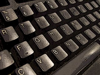 Keyboard, Photography by Troy Thomas