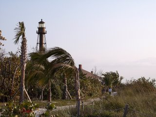 Sanibel Lighthouse, Florida; Photography by Troy Thomas