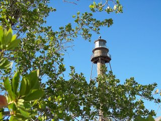 Sanibel Lighthouse, Photography by Troy Thomas, 10 February 2006
