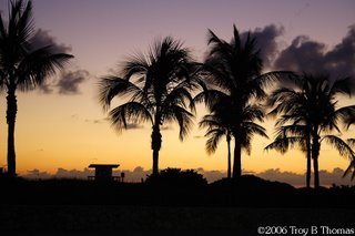 Miami's South Beach; Photography by Troy Thomas