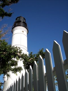 Key West Lighthouse; Key West, Florida; Photography by Troy Thomas