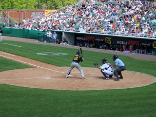 Hammond Stadium; Fort Myers, Florida; Minnesota Twins vs. Pittsburgh Pirates; 31 March 2006; Photography by Troy Thomas