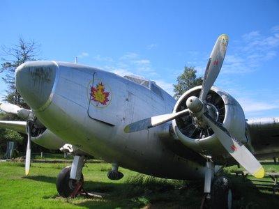 delta bc heritage air park