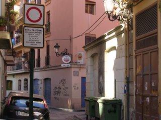 Senyal només en espanyol a València