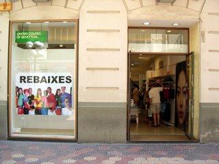 Rebaixes a també en valencià.