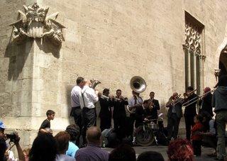 Esclat cultural a València.