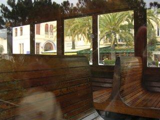 Tren buit cap al Tibidabo