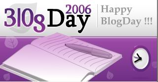 Happy Blog Day