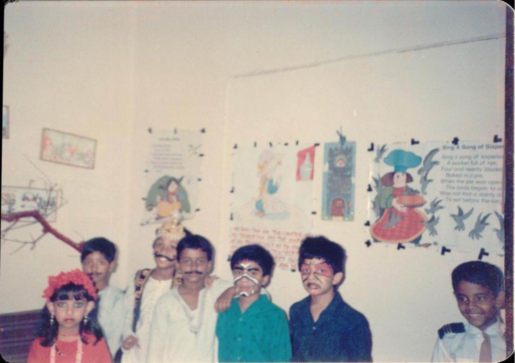 Rizwan, Arup, Khaled, Afzal, Shafi