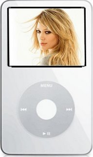 Hilary Duff - iPod Videos