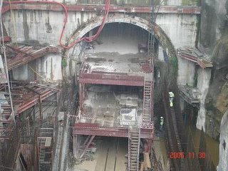 smart tunnel construction method