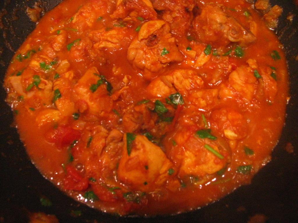 Traditional Indian Chicken Jalfrezi Recipe