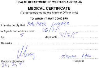 medical certificate medical certificate thecheapjerseys Images