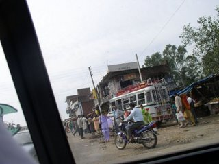 Roadside in the Jammu District
