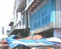 Sudut Pasar Baru Bandung