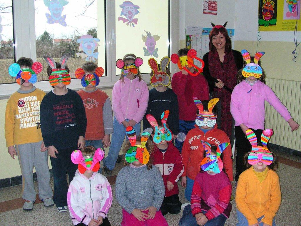 Ciao bambini 2006 02 26 for Cartelloni di carnevale scuola primaria