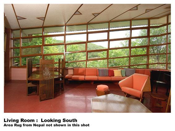 Frank lloyd wright stromquist modern design by for Modern design utah