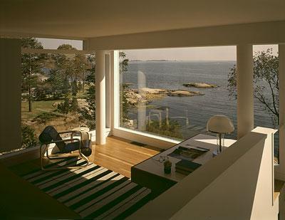 Richard Meier Smith House Modern Design By Moderndesign Org