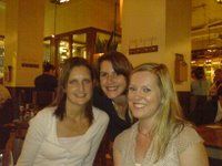 Alison, Orla and me