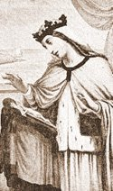 Ni Santa Isabel de Portugal