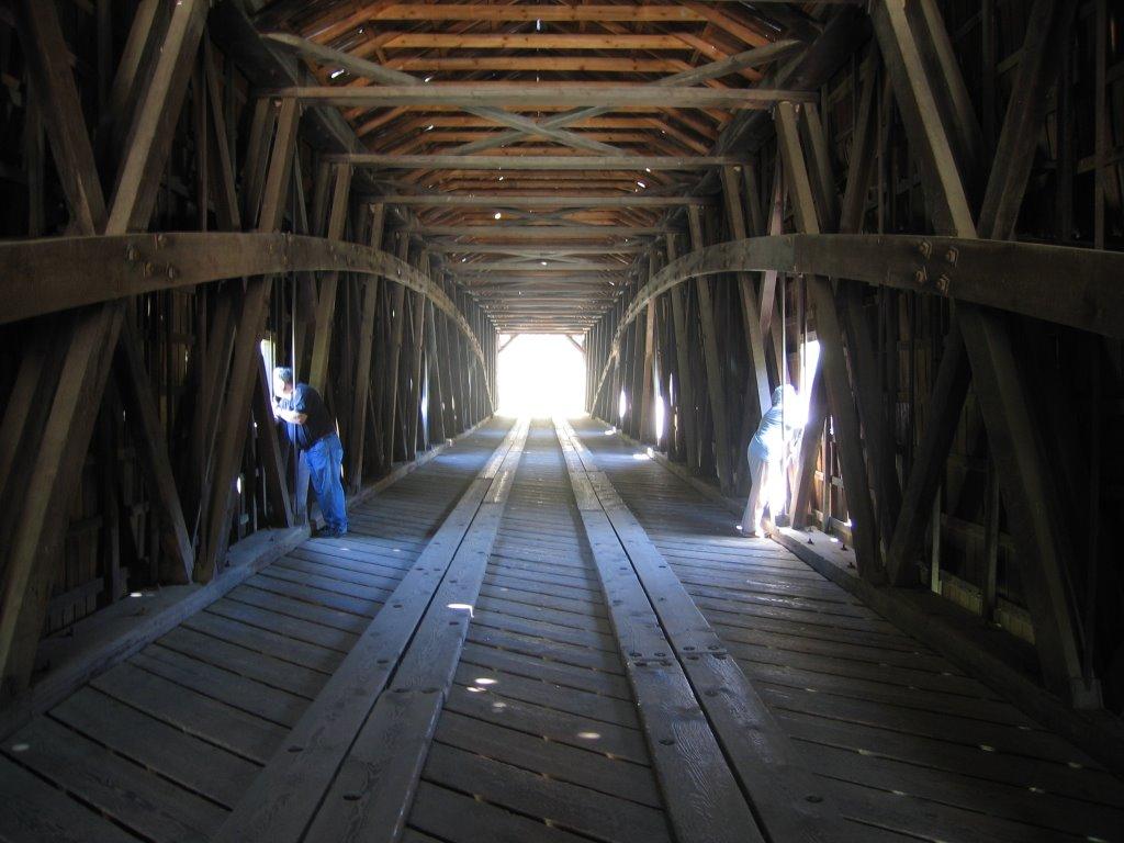 Crossing Bridges Go See Do