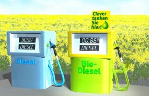 bio diesel : the fuel of the future
