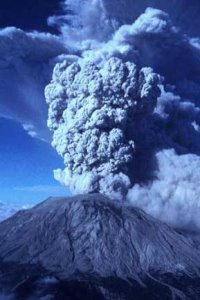 Effect of Volcanic Eruption on climate change
