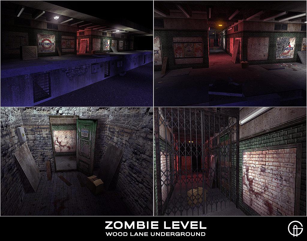 zombie level