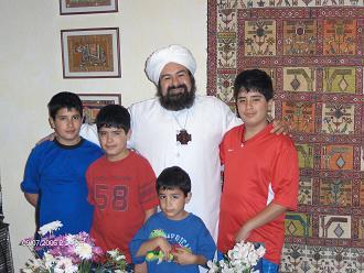 Hijos de los Hakims Sir Rawat y Dharmakali - Colunga-Pastrana -